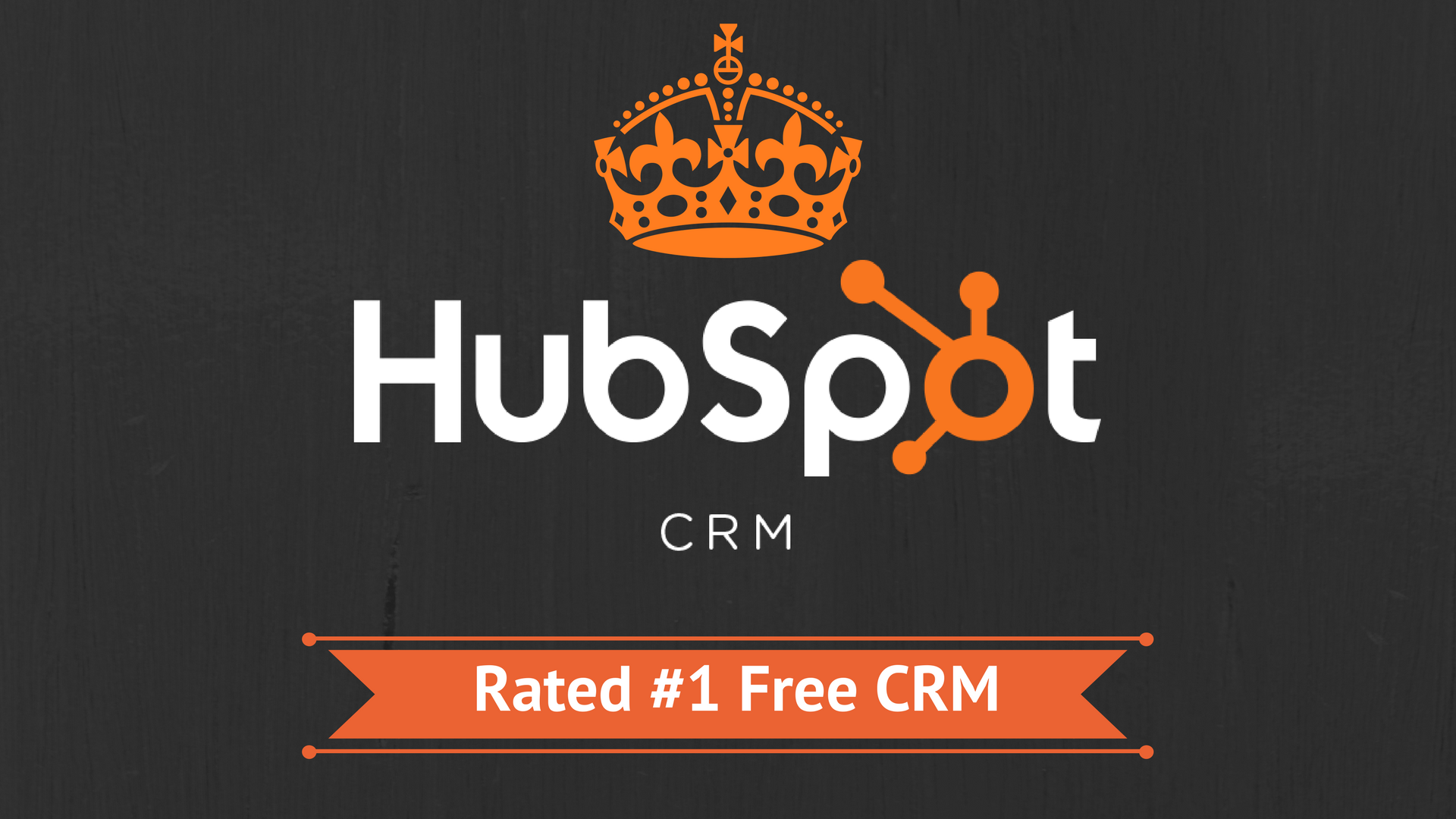 Did it again: HubSpot CRM is Best Free CRM by G2 Crowd!
