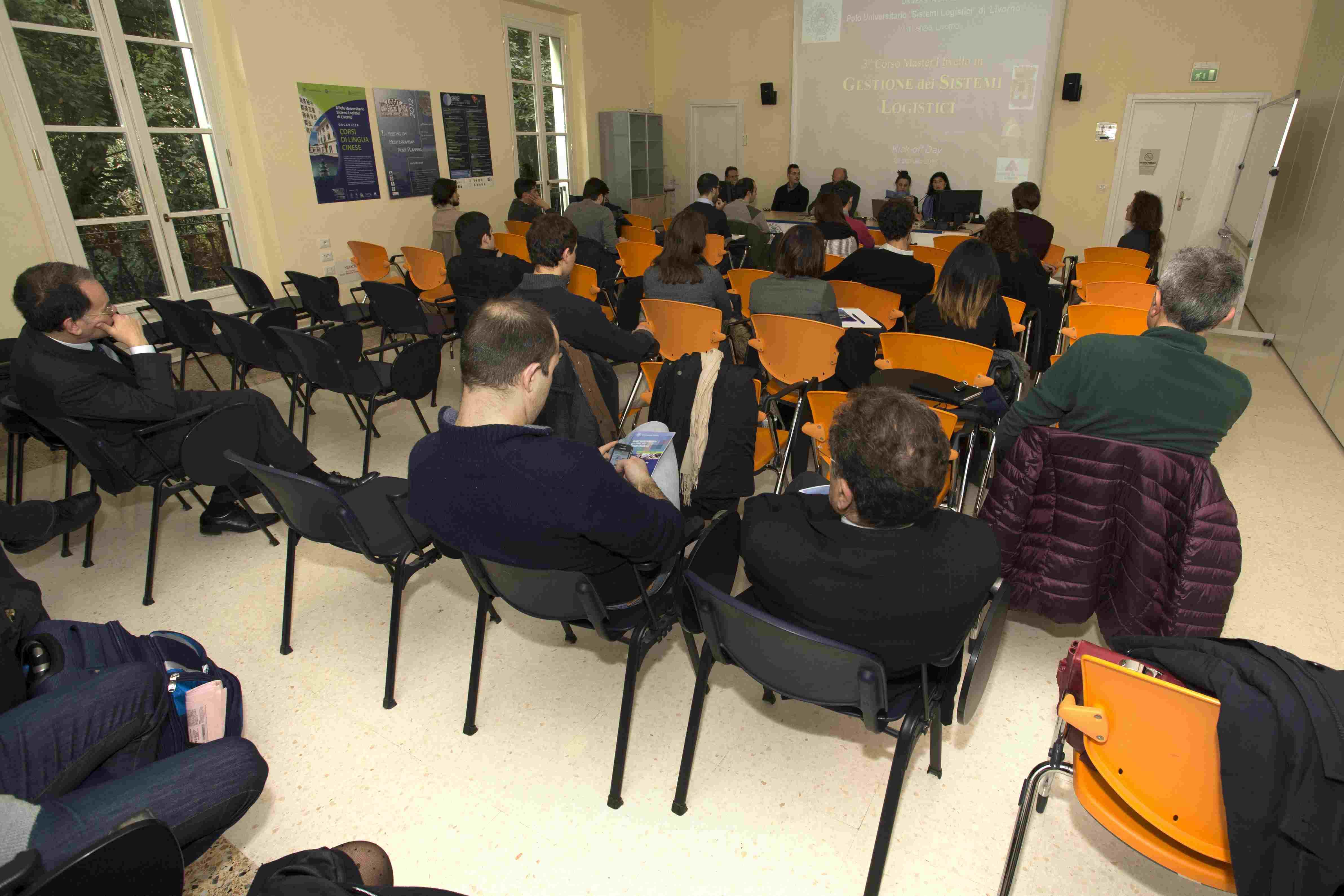 Extra Vision chiude la propria docenza all'Università di Pisa sul ruolo dell'IT nella gestione della Logistica